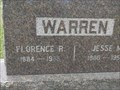 Image for 103 - Florence R. Warren - Butterfield, MO USA
