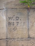 Image for WD 7 boundary stone, Chester, Cheshire