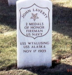 John Lafferty AKA John Laverty-Philadelphia, PA - Medal Of Honor Resting  Places on Waymarking.com