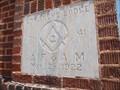 Image for 1922 - Masonic Lodge 41 - Comanche, OK