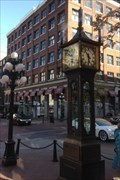Image for FIRST steam-powered clock - Vancouver, BC