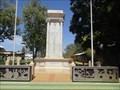 Image for Charleville War Memorial, Wills St, Charleville, QLD, Australia