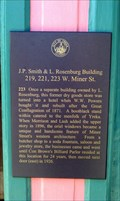 Image for J.P. Smith & L. Rosenburg Building - Yreka, CA