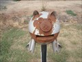 Image for Little porky mailbox