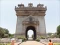 Image for Patuxai Arch—Vientiane, Laos