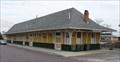 Image for Hendersonville Train Depot; NC