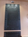 Image for Aberdare Library - WW1 Memorial - Cynon Valley, Wales.