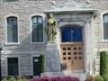 Image for Statue de Saint-Jean l'Évangéliste - Statue of Saint-John the Evangelist - Nicolet, Québec