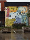 Image for 'Waco Feels Like Home' mural sparks trademark dispute  - Waco, TX