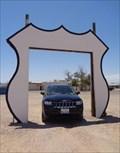Image for Vehicle Photo Frame ~ Topock, Arizona, USA.