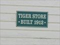 Image for Tiger Store - 1912 - Tiger, Washington
