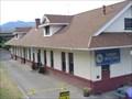 Image for Oregon--Washington Railroad & Navigation Company Passenger Station
