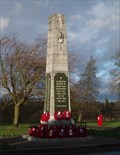Image for Kenilworth War Memorial - Warwickshire, UK