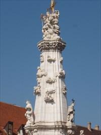 Holy Trinity Column - Budapest