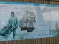 Image for Scott Of The Antarctic - Historic Marker - Cardiff Bay, Wales.