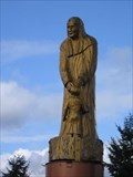 Image for Mother Teresa - Gospodor Monument Park - Lewis County,Washington