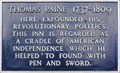 Image for Thomas Paine - White Hart, High Street, Lewes, UK