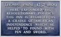 Image for Thomas Paine - White Hart, High Street, Lewes, UK