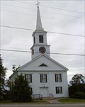 Image for Chester Congregational Church Clock  -  Chester, NH