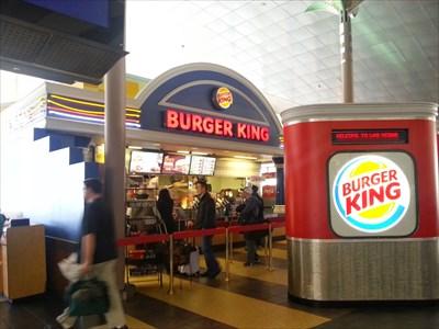 Burger King Mccarran Airport Las Vegas Nv Restaurants On Waymarking