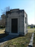 Image for Buchanan Wallers Mausoleum - Greenlawn Cemetery - Springfield, Mo.