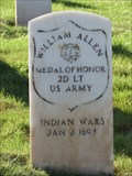 Image for William Allen - San Francisco National Cemetery