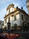 Image for Holy Trinity Church (Kostel Nejsvetejší Trojice) - Praha, CZ