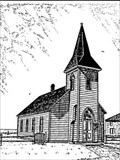 Image for Campbellton United Church by Sterling Stratton - Campbellton, PEI