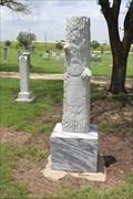 Image for John W. Conaway - Eddy Cemetery - Bruceville-Eddy, TX