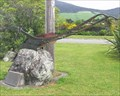Image for Old Horse Drawn Plough. Turangi. New Zealand.