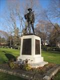 Image for Spanish-American War Meomerial, Clinton, Massachusetts