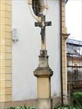 Image for Churchyard Cross - Jaromerice u Jevicka, Czech Republic