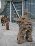 Image for INUKSUIT ~ Lester B. Pearson Airport Terminal 1 ~ (YYZ) Ontario CANADA