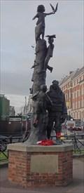 Image for Arthur Aaron VC Millennium Statue - Leeds, UK