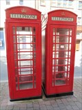 Image for Red Telephone Boxes - Victoria Street, Douglas, Isle of Man