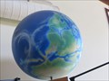 Image for Hopewell Rocks Earthglobe- Pangaea