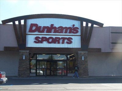 Dunham's Sports is a regional sporting goods superstore chain owned by Dunham's Athleisure Corporation, with stores located in the Midwestern United States. The chain specializes in athletic equipment, clothing, and other sports-related items.
