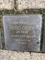 Image for Stolperstein Ingrid Cohen, Bremen, Germany