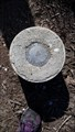 """Image for Bell View Trail TRIANGULATION DISK """"6-7-35"""""""