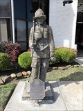 Image for Fire Department Monument - Katy, TX