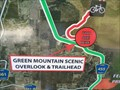 Image for You are Here - Green Mountain Scenic Overlook & Trailhead - Florida