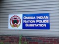 Image for Oneida Indian Nation Police Substation - Verona, NY