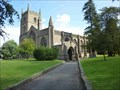 Image for The Priory Church of St Peter & St Paul, Leominster, Herefordshire, England