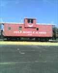 Image for The Elam Caboose - Union City, TN