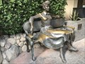 Image for I Love Lucy Sculpture - Palm Springs, CA