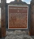 Image for Explosion Rocks Tolar - west of Tolar, NM