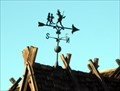 Image for Paula's Pancake House weathervane, Solvang, CA