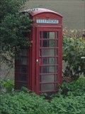 Image for Red Telephone Box, Ismere, Worcestershire, England