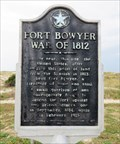 Image for Battle of Fort Bowyer - Fort Morgan, Alabama, USA.