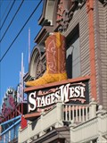 Image for Stages West's Boot